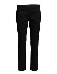 INGRID SKNNY PANT - POLO BLACK