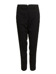 N TXDO ARNNA STRAIGHT PANT - POLO BLACK