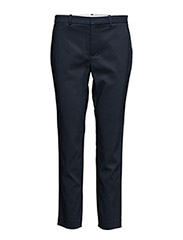 Stretch Cotton Skinny Pant - AVIATOR NAVY