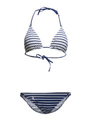 TALL TRI & RILEY RING HIPSTER - NAVY/WHITE