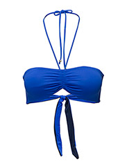REVERSIBLE TUNNEL BANDEAU - FRENCH BLUE