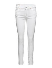 Tompkins Skinny Jean - WHITE
