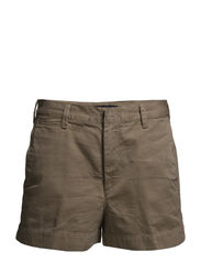 TYLER CHINO SHORT - BOATING KHAKI
