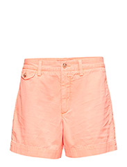 SLOANE CHINO SHORT - FLO BEACH MELON