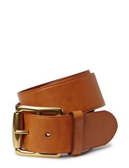 13/4 BRRL RL DRESS BELT - TAN