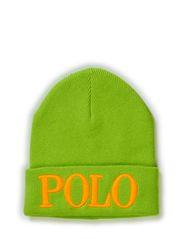 POLO EMB HAT - MARATHON GREEN