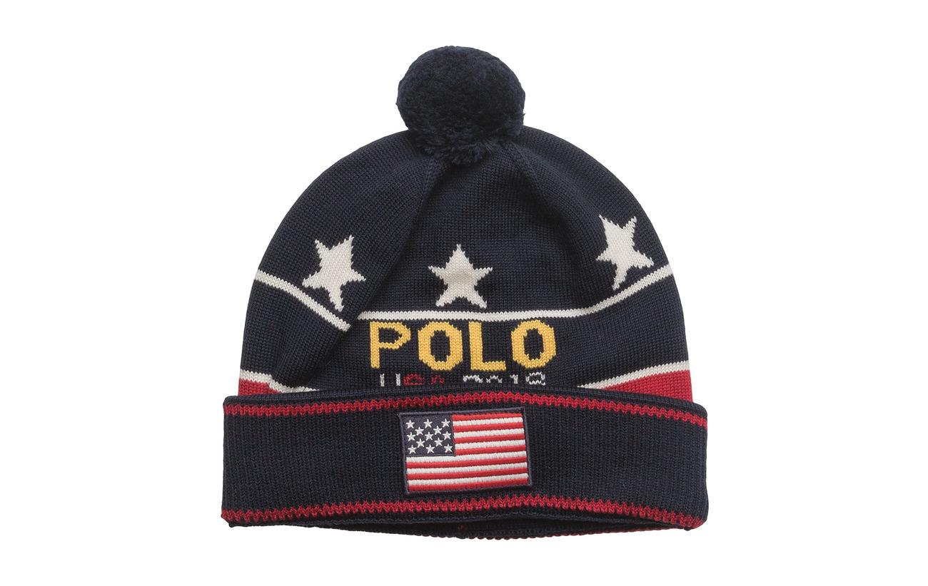 Polo Ralph Lauren Polo Merino Wool Hat
