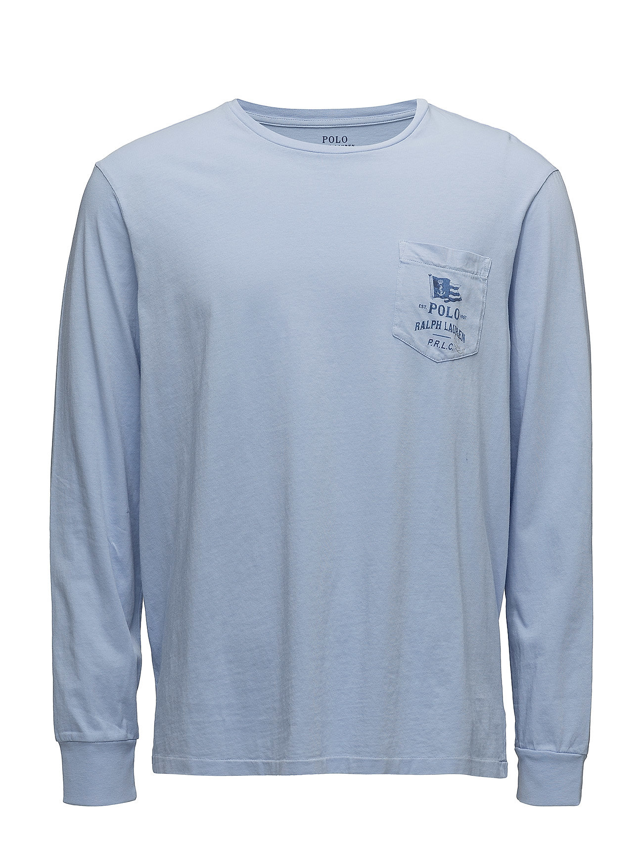 custom slim fit cotton t shirt austin blue