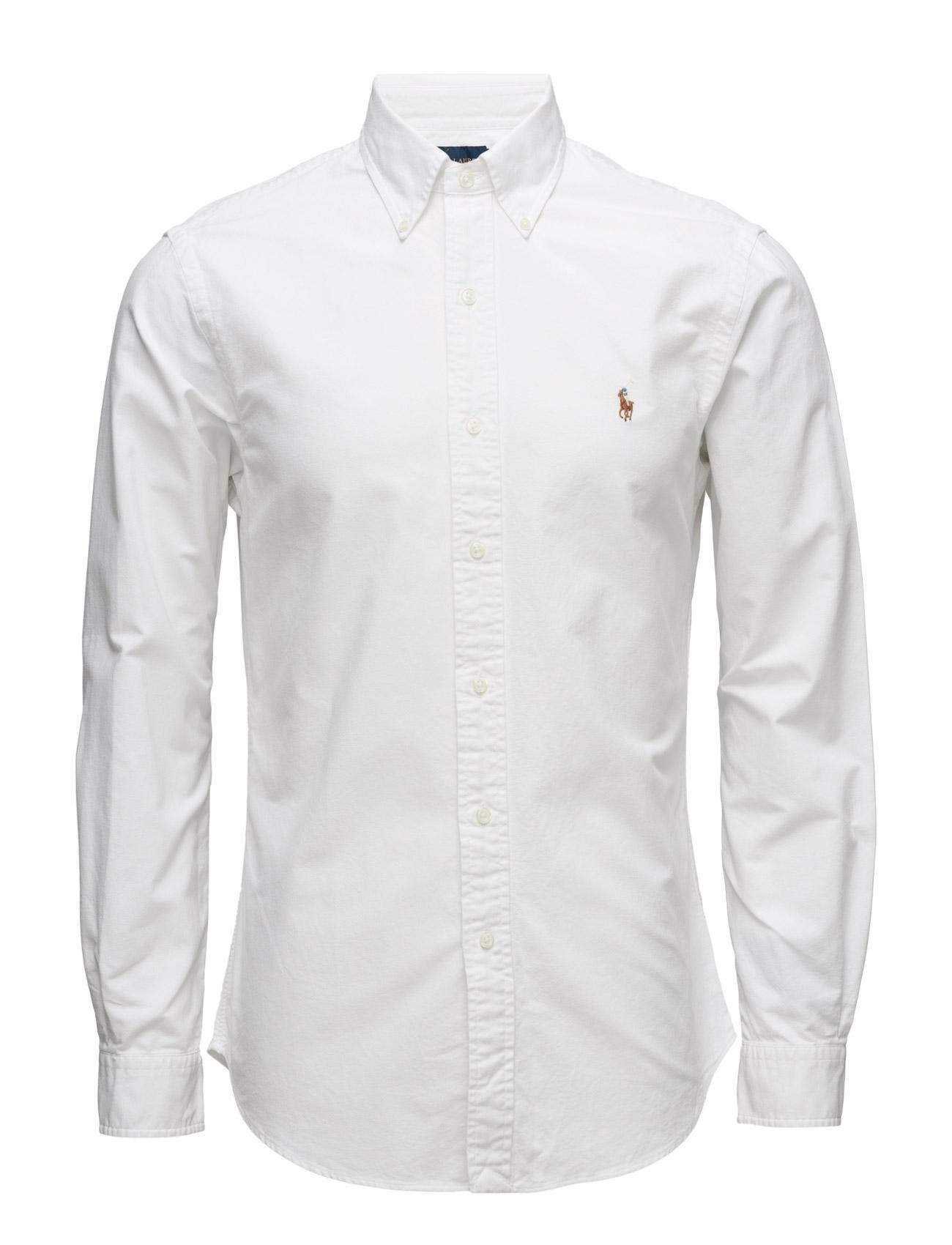 Mens Slim Fit Polo Shirt