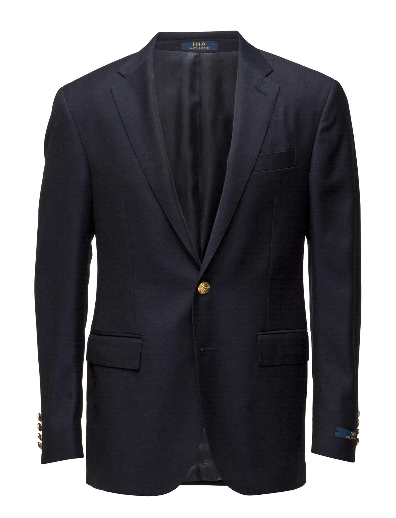 Polo Ralph Lauren Polo Silk Blend Suit Jacket