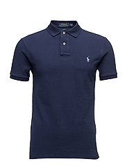 SS SLIM FIT POLO PPC - NEWPORT NAVY/BLUE