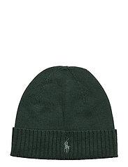 Merino Wool Hat - LANDMARK GREEN