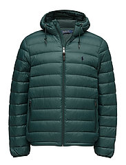 Packable Down Jacket - REGENT GREEN