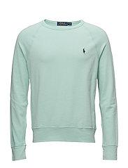 Cotton Spa Terry Sweatshirt - BAYSIDE GREEN