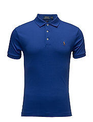 Slim Fit Cotton Polo - PROVINCETOWN BLUE
