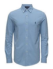 Featherweight Mesh Shirt - COURSE BLUE