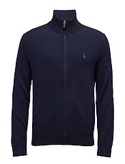 LORYELLE WOOL-LS FZ PP - HUNTER NAVY