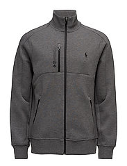 Double-Knit Track Jacket - FOSTER GREY HEATH