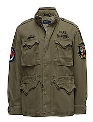 The Iconic M-65 Field Jacket - SOLDIER OLIVE