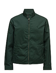 Cotton Twill Jacket - REGENT GREEN
