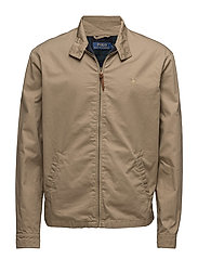 COTTON TWILL-CITY BARRACUDA - HIGHLAND KHAKI