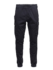 SLIM FIT MODERN CARGO PANT - COLLEGE NAVY