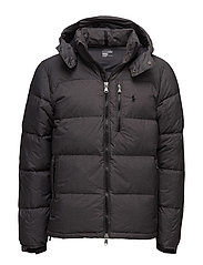 Quilted Ripstop Down Jacket - WINDSOR HEATHER