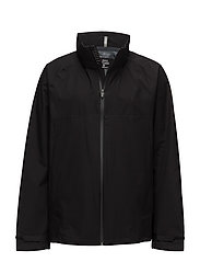 2.5 NYLON RIPSTOP-REPELJACKET - POLO BLACK