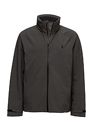 2.5 NYLON RIPSTOP-REPELJACKET - WINDSOR HEATHER