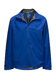 Waterproof Jacket - BLUE SATURN