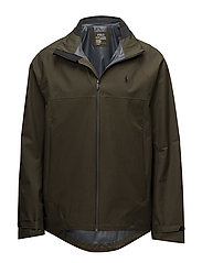 Waterproof Jacket - DEEP LODEN