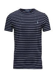 Custom Fit Cotton T-Shirt - NAUTICAL INK/ESSE