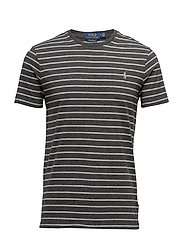 Custom Slim Fit Cotton T-Shirt - WINDSOR HEATHER/A