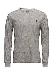 Custom Slim Fit Cotton T-Shirt - DARK VINTAGE HEAT