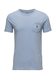 Custom Slim Fit Cotton T-Shirt - COURSE BLUE