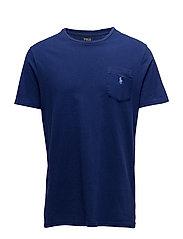 Custom Slim Fit Cotton T-Shirt - FALL ROYAL