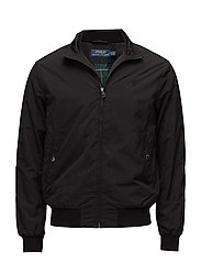 Packable Windbreaker - POLO BLACK