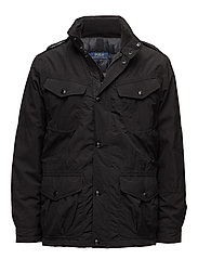 Down Field Jacket - POLO BLACK