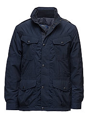 Down Field Jacket - VILLAGE NAVY