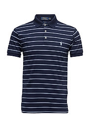Slim Fit Soft-Touch Polo - FRENCH NAVY/ELITE