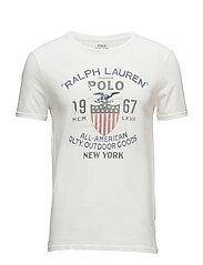 Custom Slim Fit Cotton T-Shirt - NEVIS