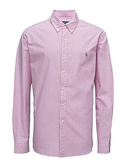 The Iconic Oxford Shirt - 1964A ROSE/WHITE