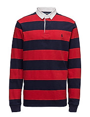 The Iconic Rugby Shirt - FRENCH NAVY/RL 20