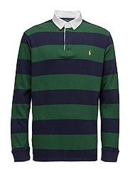 The Iconic Rugby Shirt - FRENCH NAVY/NEW F