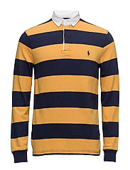 The Iconic Rugby Shirt - FRENCH NAVY/BASIC