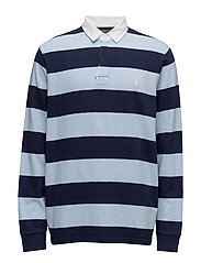 The Iconic Rugby Shirt - FRENCH NAVY/ELITE