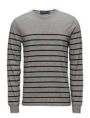 Dry Hand Heavy Jersey T-Shirt - ANDOVER HEATHER/P
