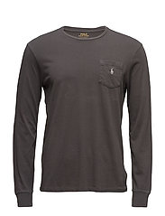 Classic Fit Cotton T-Shirt - INFINITE GREY
