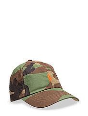 CLASSIC SPORT CAP W/ SMALL PP - SURPLUS CAMO