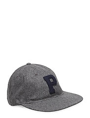 AUTHENTIC BASEBALL CAP - CHARCOAL GREY